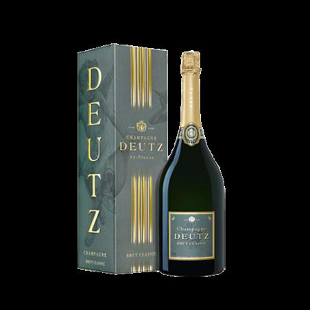 DEUTZ      Champagne Deutz BRUT CLASSIC con astuccio