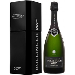 """CHAMPAGNE BRUT """"007"""" VINTAGE 2009 BOLLINGER"""