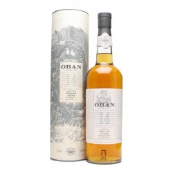 WHISKY OBAN SINGLE MALT 14 Y.O.