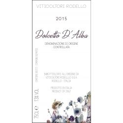 DOLCETTO D'ALBA DOC VITICOLTORI RODELLO