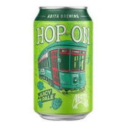 BIRRA HOP - ON JUICY PALE LATTINA ABITA