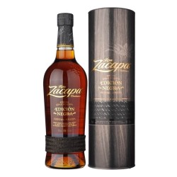 RUM ZACAPA EDICTION NEGRA