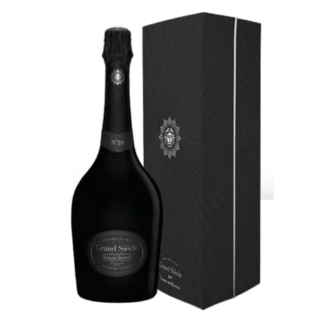 Laurent Perrier     Champagne Brut Grand Siècle in elegante cofanetto