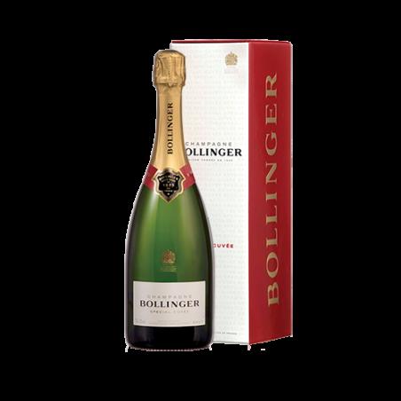 Bollinger    Champagne Brut SPECIAL CUVEE con astuccio