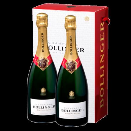 Bollinger     Champagne Brut SPECIAL CUVEE - Astuccio con 2 bottiglie