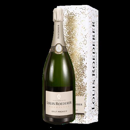 Louis Roederer    Champagne BRUT PREMIER NV - Magnum con astuccio