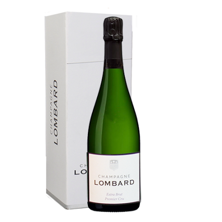 Lombard     Champagne BRUT REFERENCE - Magnum - 150 cl