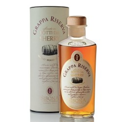 GRAPPA RISERVA BOTTI DA SHERRY ANTICA DISTILLERIA SIBONA