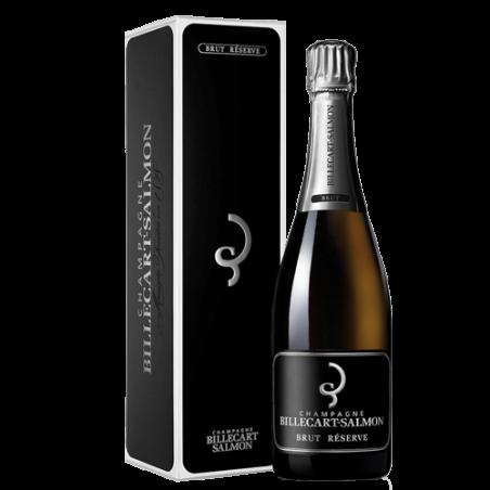 Billcart-Salmon      Champagne BRUT RESERVE con astuccio