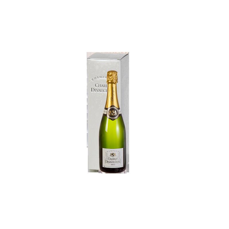 Charles Devauchène     Champagne BRUT