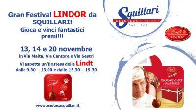 Gran Festival Lindor 2020 - Gioca e Vinci fantastici premi!!!