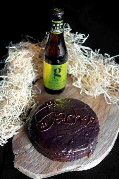 SACHER VEG&BEER alla DRY-HOPPED LAGER