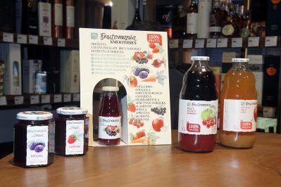 FRUTOMANIA - La Frutta da Bere! Nuovo partner commerciale di Squillari