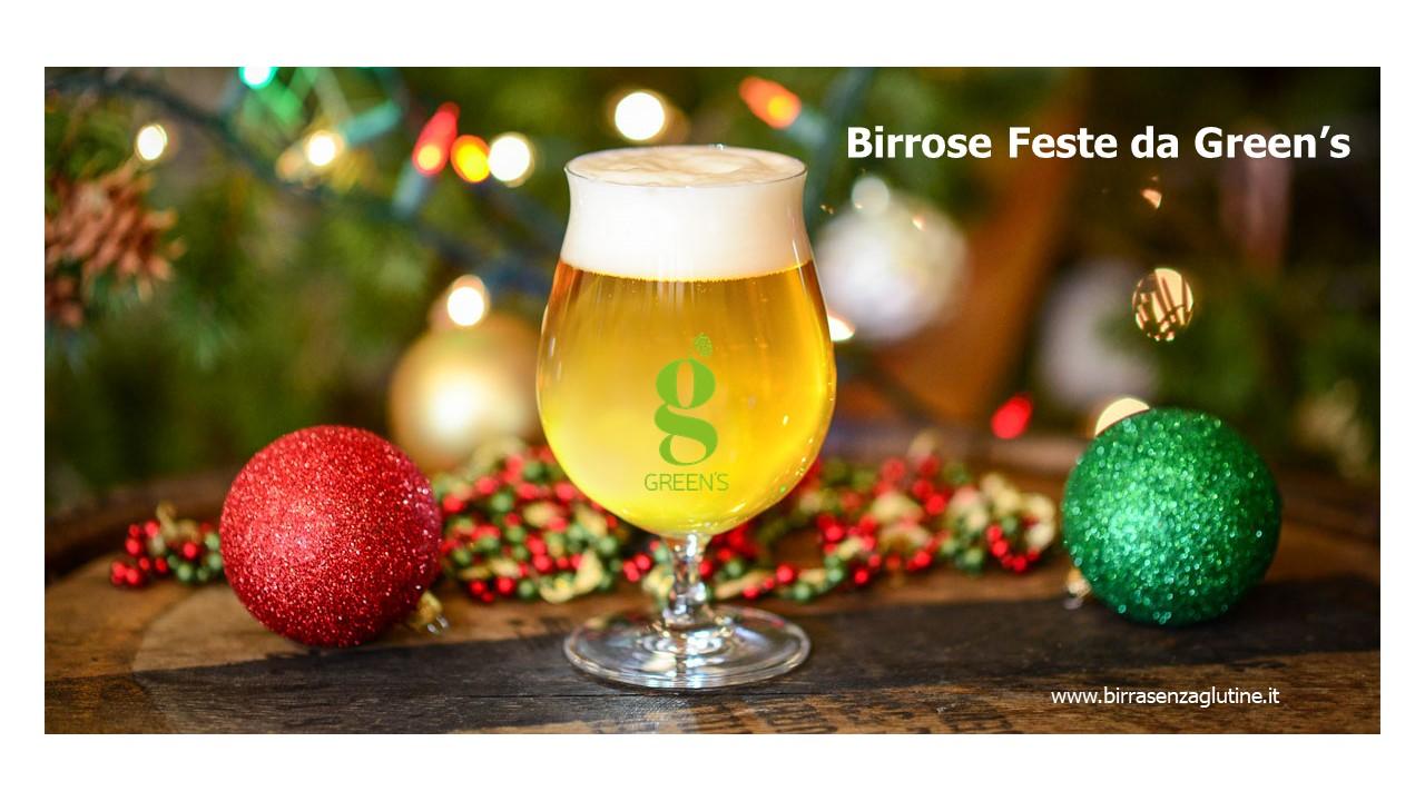Birrose Feste da Green's
