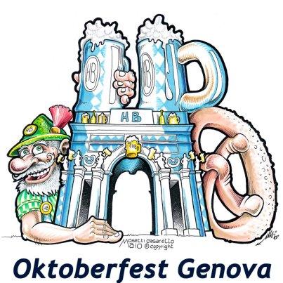 GREEN'S partecipa all'OKTOBERFEST di Genova!