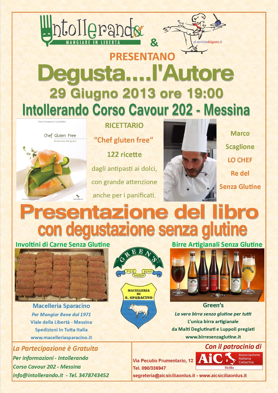 Degusta.....l'Autore e le Birre GREEN'S