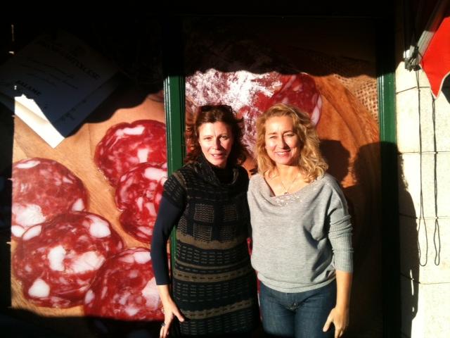 MOSTARDELLA ALLA PIASTRA & BIRRA ARTIGIANALE GREEN'S da PARODI a Sant'Olcese (Ge)