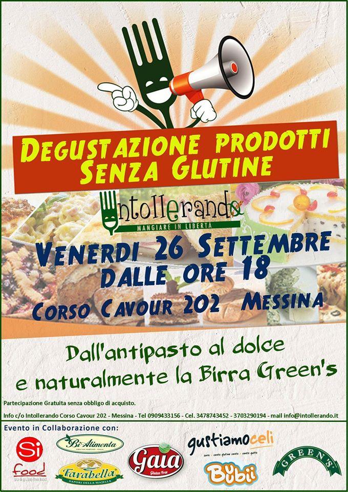 Birre GREEN'S da INTOLLERANDO Messina