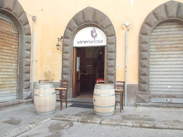 Diamo il benvenuto alla VINERIA TOLA di Sassari!