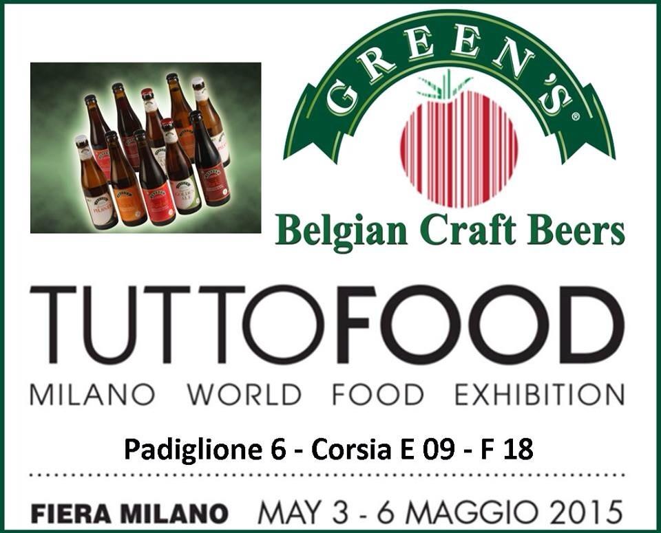 Le Green's alla fiera TuttoFood di Milano