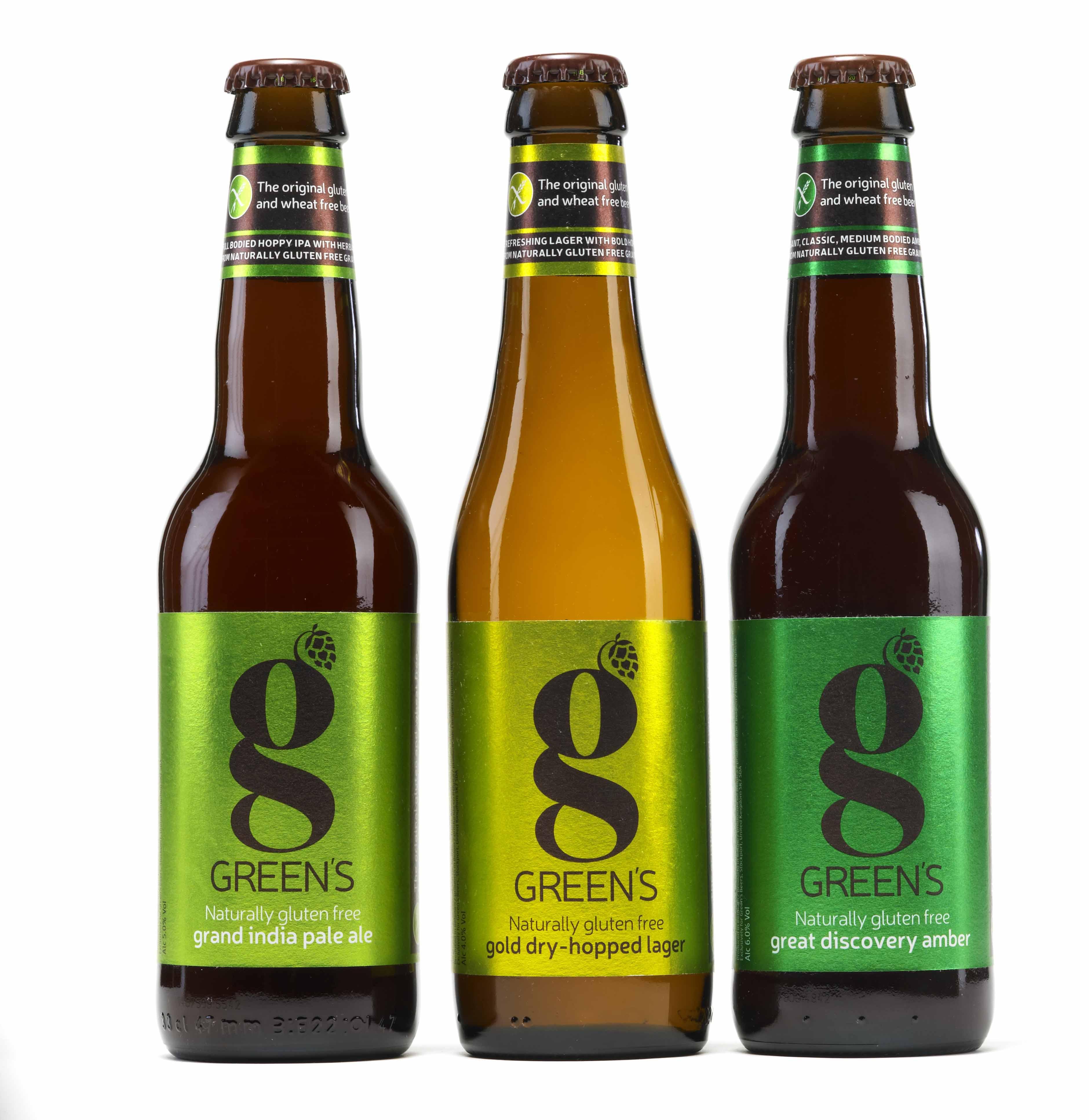 Le nostre 3 birre brassate con Grani Antichi