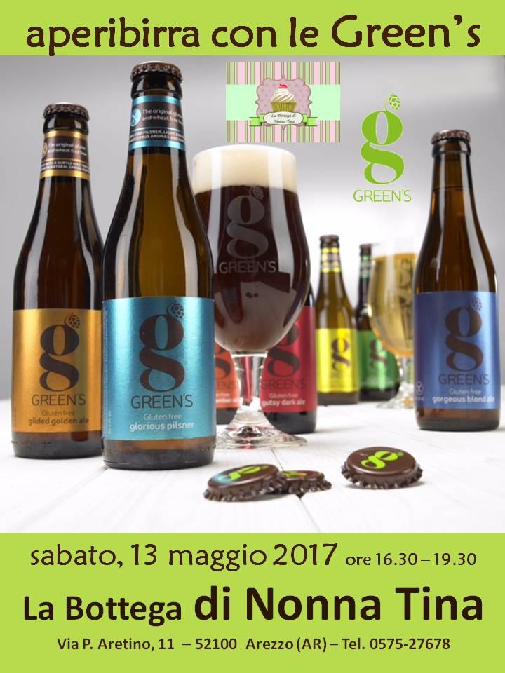 Degustazione con mini-corso birra da NONNA TINA Arezzo