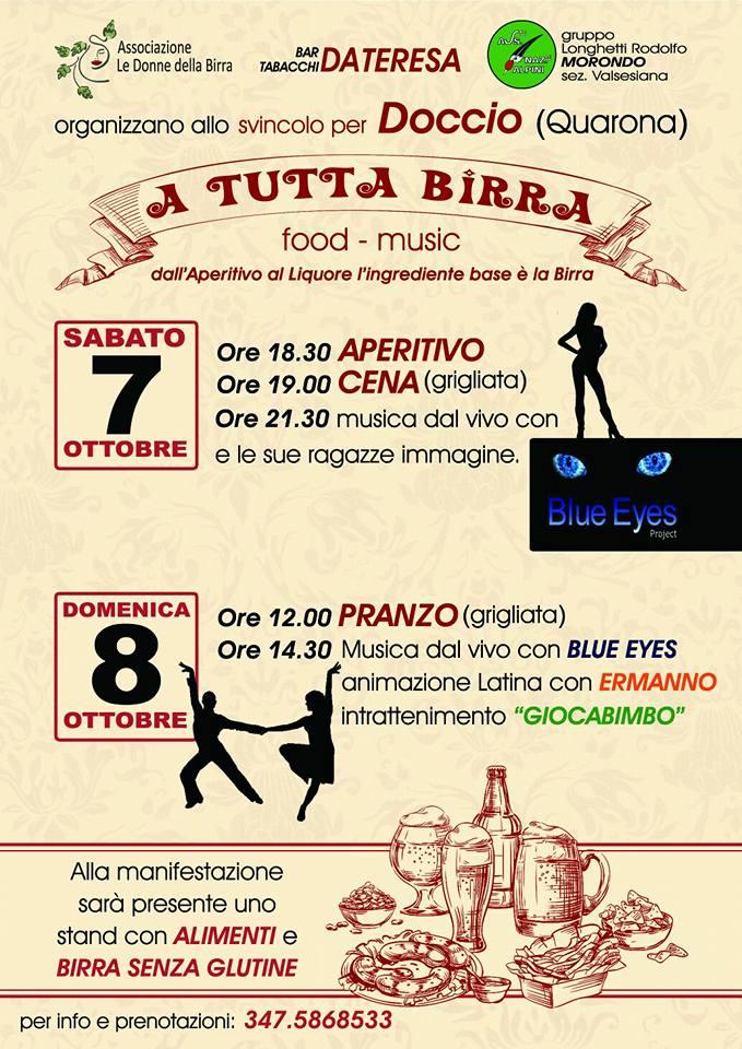 A tutta Birra - Quarona (Vercelli)